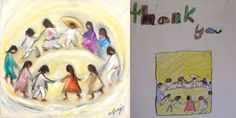 To schedule a tour in advance contact the Education Coordinator, Shannon Rossomando, at 520-299-9191, 800-545-2185 or mailto:education@.... Check out these amazing thank you cards we get from these inspiring students!    #NationalHistoricDistrict #DeGrazia #Artist #Ettore #Ted #GalleryInTheSun #ArtGallery #Gallery #Adobe #Architecture #Tucson #Arizona #AZ #Catalinas #Desert #Educational #Tours #Children #Artwork