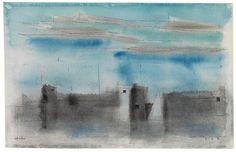 Lyonel Feininger - Feel of Morning