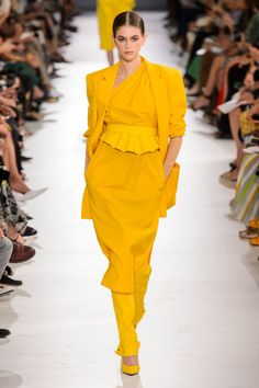aaeb7db16642 See All the Looks from the Spring 2019 Max Mara Show. Women s Runway ...