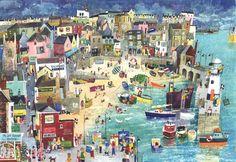 St Ives (S10) - Prints - Serena - Cornwall Art Galleries