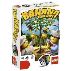 Go bananas with this brilliant balancing game! Banana Balance helps develop kids' forward planning, hand-eye coordination, and understanding of balance and weight distribution. It's tree-mendous fun! #Lego #toys
