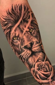 beelmoon - 0 results for tattoos Lion Forearm Tattoos, Lion Head Tattoos, Bull Tattoos, Mens Lion Tattoo, Hand Tattoos, Forarm Tattoos, Leg Tattoo Men, Tatoos, Animal Sleeve Tattoo