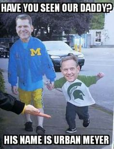 Cuz Ohio State is daddy