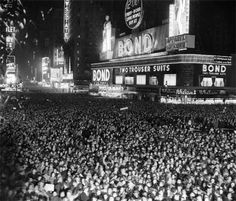 history of new years eve