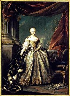Maria Theresia van Bourbon (1726-1746) - Wikipedia