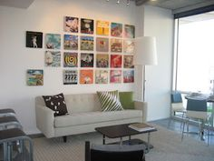 Design FormuLA: Making a Picture Wall Collage with amazing examples Art On Wall, Wall Collage, Collage Ideas, Pop Art Decor, Wall Decor, Vinyl Decor, Decorating Your Home, Diy Home Decor, Decorating Ideas