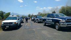 El Gobierno de Michoacán no dará un paso atrás en su determinación de recuperar la paz plena en el estado y garantizar que ésta sea duradera, señaló el secretario de ...