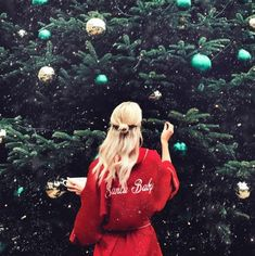 #Christmas #Christmastree #Santa