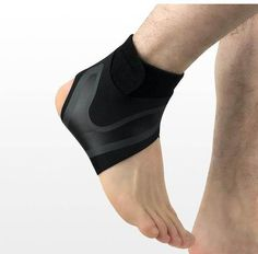 Adjustable Elastic Ankle Sleeve ( Buy 2 Get Extra Off ) TopViralPick Weak Ankles, Stress Fracture, Ankle Joint, Love Pain, Ankle Weights, Sprain, Heel Pain, Knee Sleeves, Braces