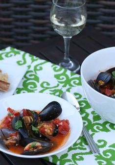 A warming dish, perfect for when the chilly weather hit, Mussels Marinara makes a great appetizer or light meal.