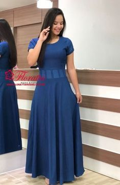 Daytime Dresses, Modest Dresses, Modest Outfits, Casual Dresses, Denim Bodycon Dress, Latest African Fashion Dresses, Mode Hijab, Beautiful Outfits, Designer Dresses