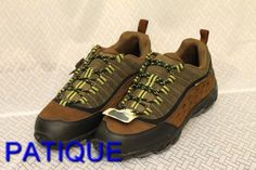 Mens Leather Upper Trecking Climbing Hiking Comfy Shoes - Hunter (Boys)