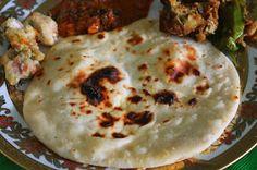 YUMMY TUMMY: Garlic Naan Recipe / Garlic Naan without Yeast