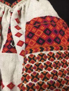 сорочка кінця 19 ст. з с. Старий Косів (копія) Folk Art, Cross Stitch, Men Sweater, Embroidery, Sewing, Sweaters, Crafts, Shirts, Relationship