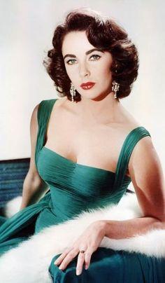 The beautiful, talented, Elizabeth Taylor.