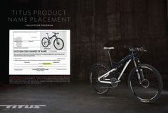 Titus Cycles: I.D.   Ads of the World™