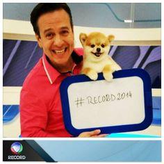 Nesta terça-feira (18), a #Record apresenta as novidades de sua programação para este ano. Acompanhe tudo com a hashtag #Record2014!