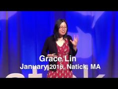 The Windows and Mirrors of Your Child's Bookshelf | Grace Lin | TEDxNatick - YouTube #weneeddiversebooks