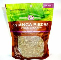 Chanca Piedra Herbal tea - Stone Breaker Herbal Tea Ns 3 Pack by NS-Nuestra Salud-Discover True Health. $9.99. gallstones. digestive. afflictions of the urinary system. Helps with kidney stones. Stone breaker is a tropical plant native to the coastal regions of Central and South America.  As its name implies, this powerful herbal infusion is traditionally used to optimize kidney function and promote a healthy urinary tract/ Pack contains 3 ziplock bags of 1.41oz  each