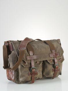 ad7dcfaceaf7 Polo Ralph Lauren Bags - Explorer Messenger Bag for men