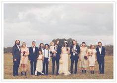 such a gorgeous, bohemian, free spirited and intimate wedding ~ beautiful photography too!