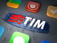 ícones da TIM