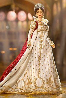 2005 Empress Josephine™ Barbie® Doll - Women of Royalty™ Series
