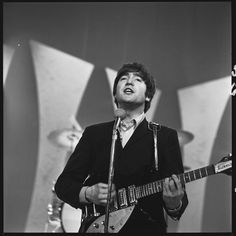 John Lennon on the Ed Sullivan Show
