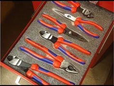 ​make A Custom Foam Inset To Organize Your Tool Chest