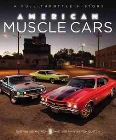 This is the muscle car history to own--a richly illustrated chronicle of America's greatest high-performance cars, told from their 1960s beginning through the present day! In the 1960s, three incendia