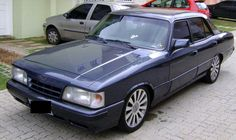 Opala Diplomata SE azul 1992