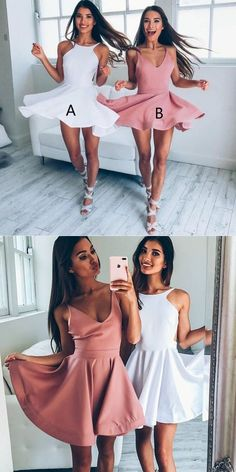 summer party dresses, cheap mini homecoming dresses, cute party dresses, cute a-line mini homecoming dresses