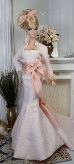 My Pink Heaven for Silkstone Barbie and Victoire Roux on Etsy now