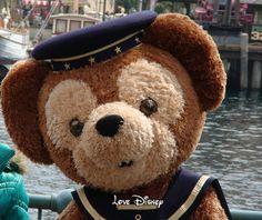 Duffy the Disney Bear #Duffy #DisneyBear #DuffyTheDisneyBear