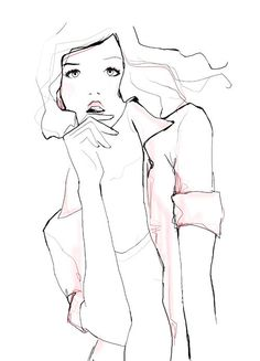 Illustration by Garance Dore