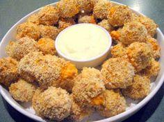 Best recipes in world: BUFFALO CHICKEN CHEESE BALLS