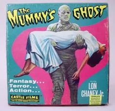 The Mummy's Ghost...home view 8mm movie