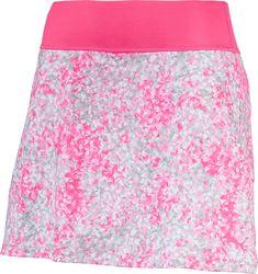 Puma Women's Pwrshape Floral Knit Golf Skirt, Carmine Rose Floral Park, Golf Skirts, Brand You, Knitting, Rose, Pink, Tricot, Breien, Stricken