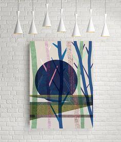 Modern art modern abstract modern print modern wall art