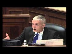 """Trey Gowdy OWNS Clueless DHS """"Expert"""" On Visa Overstays & Constitutional Rights - YouTube"""