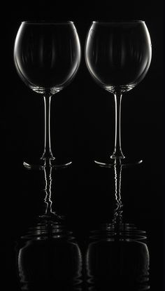 Product Photography wine glasses