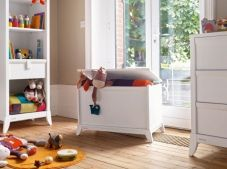 Create a luxurious and unique decoration for the kids' room using the most unique casegoods.