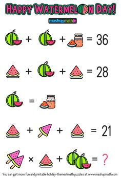 Picture Puzzles Brain Teasers, Maths Puzzles, 5th Grade Math, 5th Grades, More Fun, Classroom Ideas, Education, Fifth Grade, Math Puzzles Brain Teasers