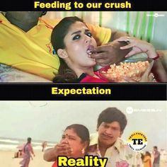 Tamil Funny Memes, Tamil Comedy Memes, Comedy Quotes, Crazy Funny Memes, Jokes Quotes, Real Quotes, Funny Jokes, Hilarious, Adult Comedy
