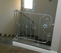 RINGHIERA FERRO BATTUTO . Realizzazioni Personalizzate . 033 in Casa, arredamento e bricolage, Altro casa e bricolage | eBay