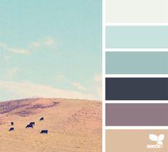 { color pasture } image via: @orangiepink