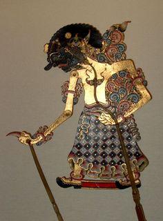 Indonesian Art, Javanese, Shadow Puppets, Yogyakarta, My World, Foundation, Dolls, Children, Amazing