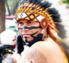 COMPROMISSO CONSCIENTE: Mais um líder indigena que se vai! Morre Laucídio ...