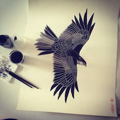 Eagle tattoos Tattoo inspiration and Neo traditional on Pinterest