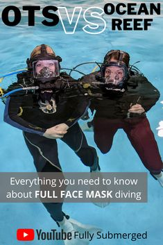 Scuba Gear, Respirator Mask, Full Face Mask, Scuba Diving, Underwater, Need To Know, Egypt, Surfing, Ocean